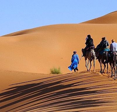 Photo Excursion 2 jours marrakech-merzouga