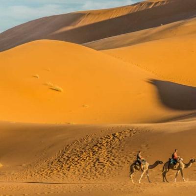 Photo De Marrakech: aventure de 3 jours dans le désert