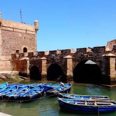 Photo Depuis Marrakech: visite d'une journée d'Essaouira
