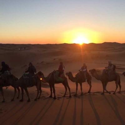 Photo Depuis Marrakech: viste de 2 jours au désert de Zagora