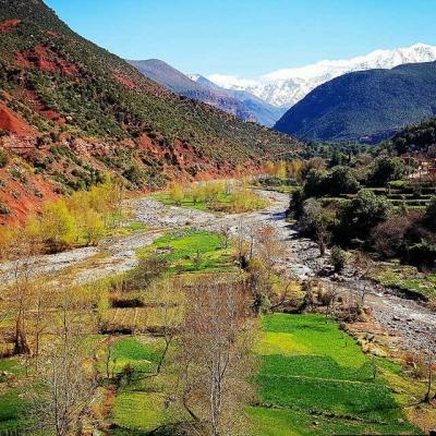 Photo Excursion 1 jour dans l'Atlas et 4 vallées depuis Marrakech