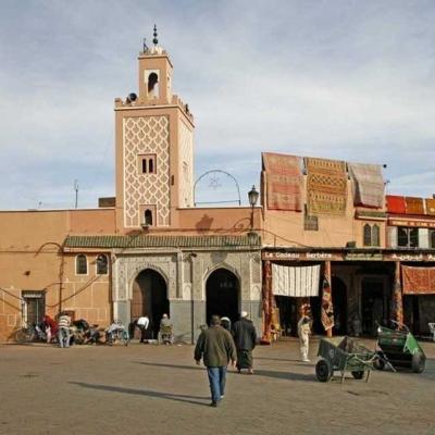Photo Excursion d'une journée à Marrakech au départ d'Agadir