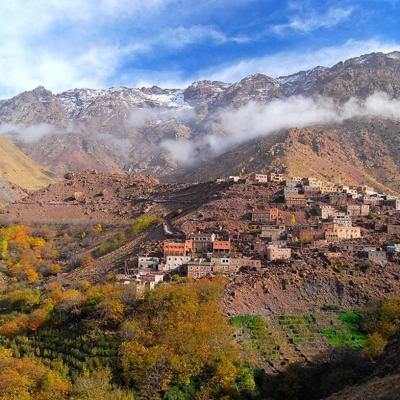 Photo Vallée Imlil