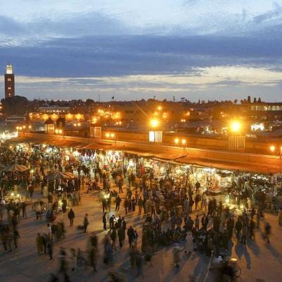 Photo Marrakech : excursion 1 jour avec déjeuner