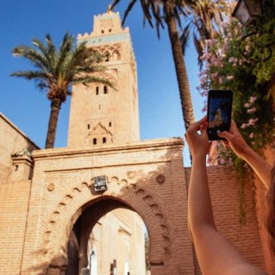 Photo Marrakech: lieux phares et joyaux cachés
