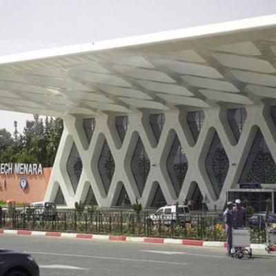 Photo Marrakech Menara Aéroport: Transfert privé à la Ville