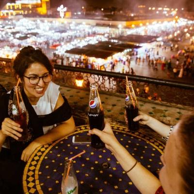 Photo Marrakech: visite nocturne magique d'une durée de 3h