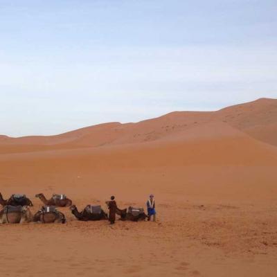 Photo Merzouga privée 3 jours Desert Tour de Marrakech