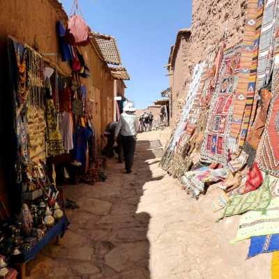 Photo Visite de Ouarzazate depuis Marrakech