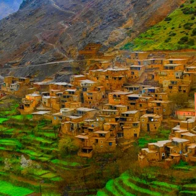 Photo Visite des villages berbères et troisvallées de l'Atlas